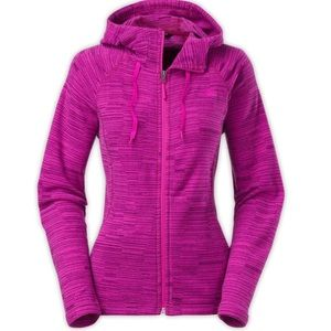 The North Face Mezzaluna Hoodie Pink